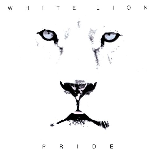 PRIDE WHITE LION