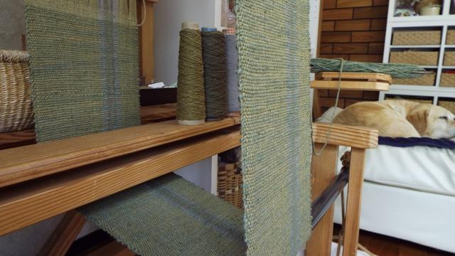 綿紬糸マット