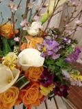 opnning flower gift