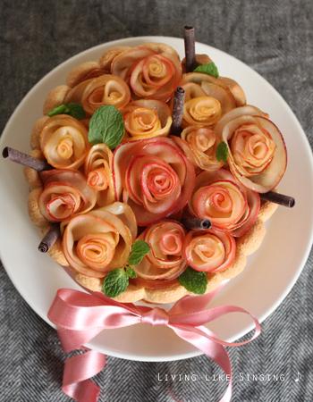 柚14歳バースデーケーキ③
