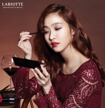 【ラビオッテ(LABIOTTE)】シャトー ラビオッテ ワインアイシャドーパレット
