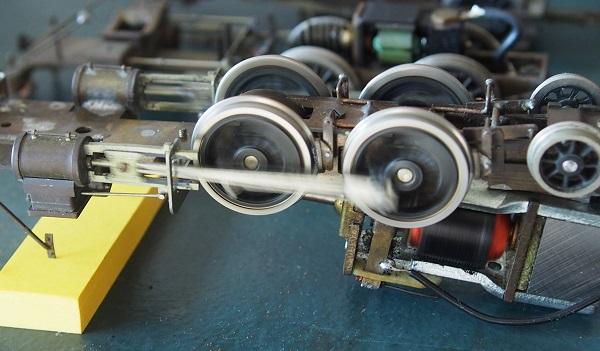 自作蒸機チューニング00RZ
