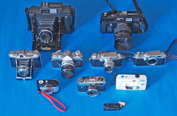 コレクションカメラ集合RZ