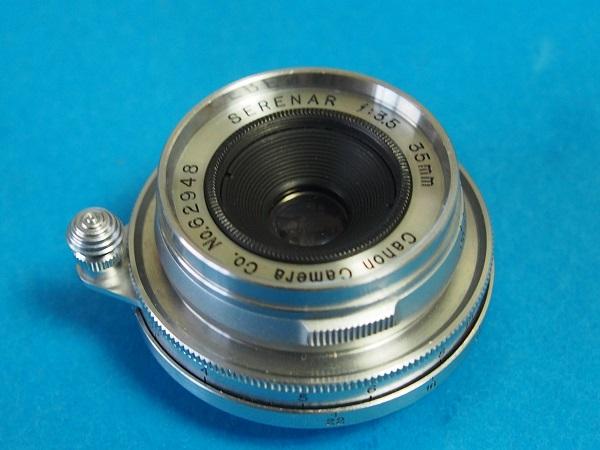 Lマウント Canon セレナー35mmRZ