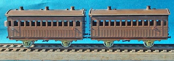 古典2軸客車改01RZ