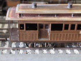 古典客車改造01
