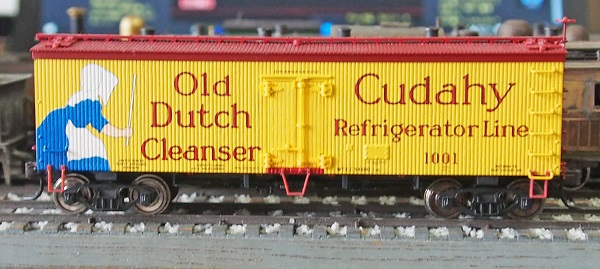 ビルボードリーファー Old Dutch Cleanser