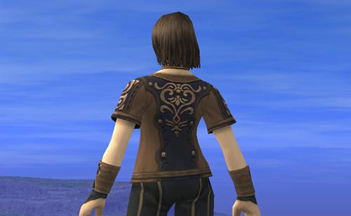 I.シールドシャツ(後)