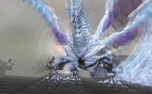 これは水晶龍を倒したイベント!?