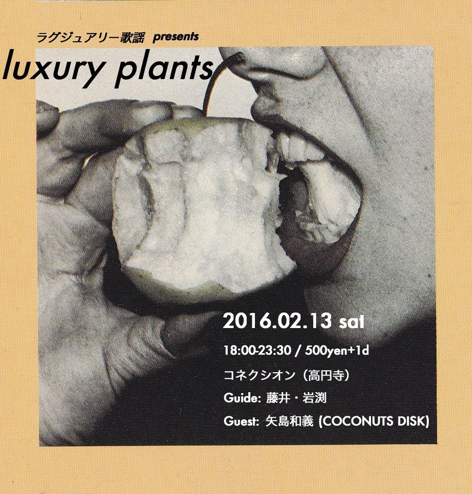 luxury plants20160213