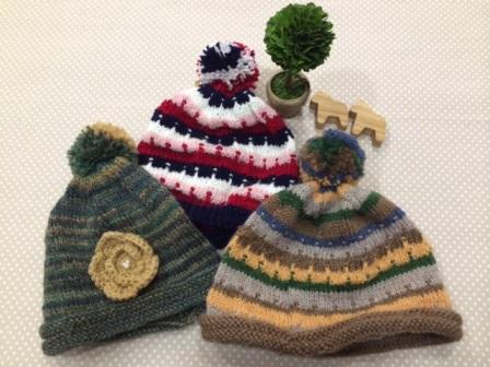 0112ニット帽