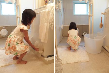 子供 洗濯