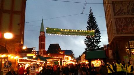 クリスマス市 ドイツ