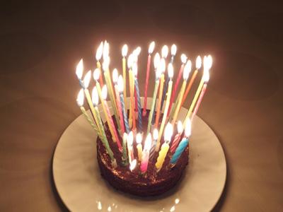 大人 誕生日ケーキ