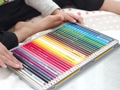色鉛筆 プレゼント