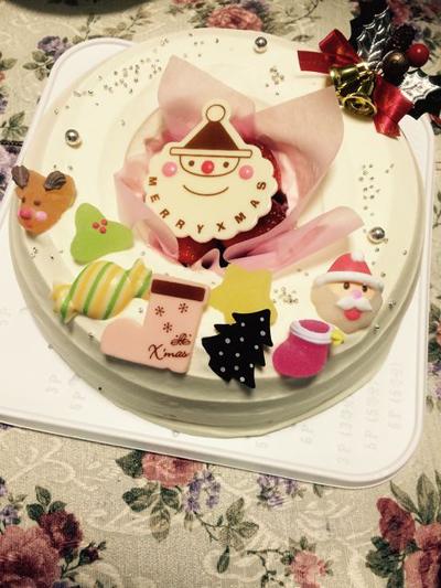 ケーキ20151226
