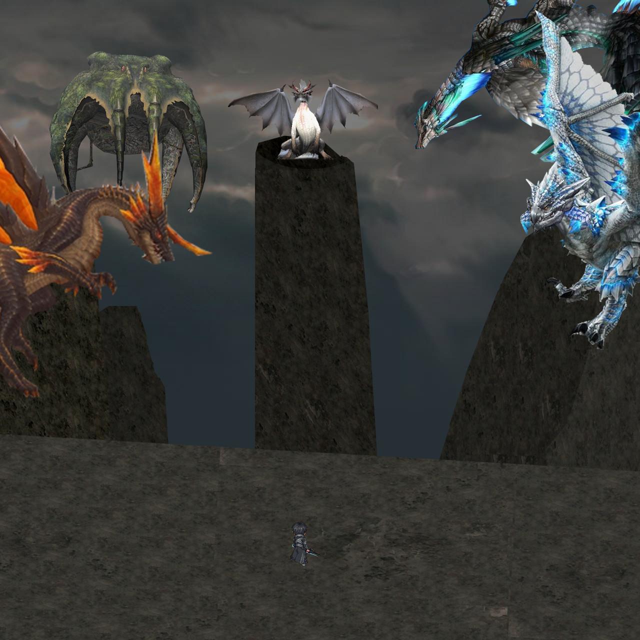 天空の戦いミラルーツ1