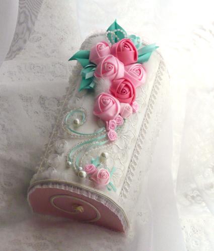 バラ6個ケーキs