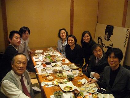 金沢・会食時