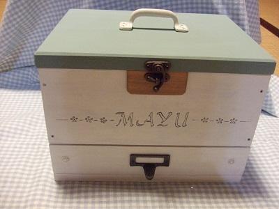 手作り金庫BOX