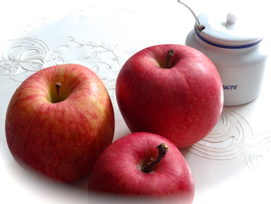 山形のりんご