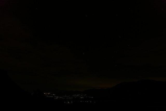 肉眼ではハッキリと見えたふたご座流星群-1