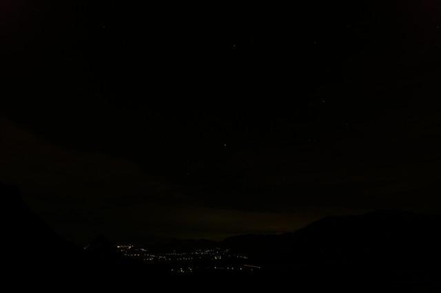 肉眼ではハッキリと見えたふたご座流星群-2