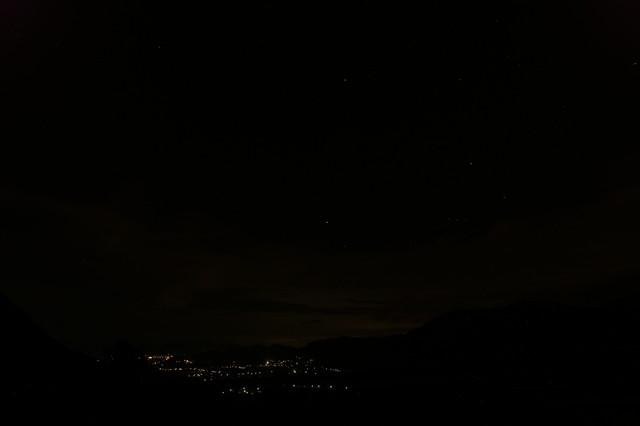 肉眼ではハッキリと見えたふたご座流星群-3