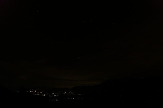 肉眼ではハッキリと見えたふたご座流星群-4