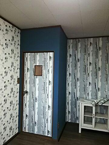 壁DIY体験