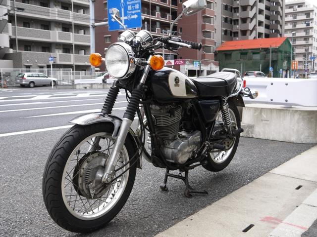 SR500中古車85ルック