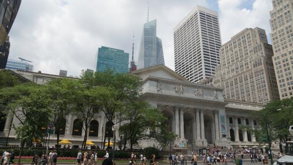 NY public libraly