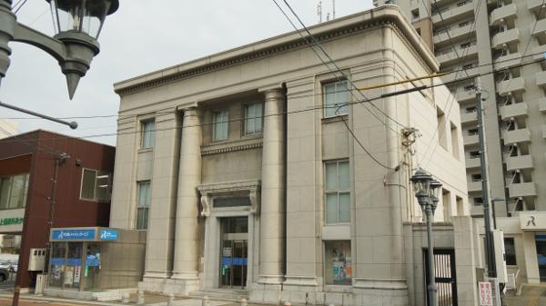 旧不動貯金銀行下関支店1