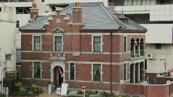 旧下関英国領事館4