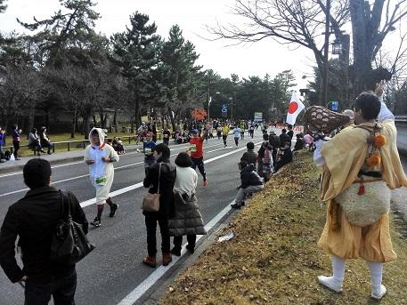 3 奈良マラソン