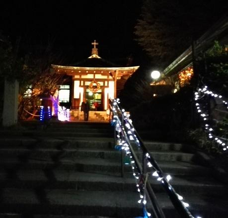 12 純和風の礼拝堂