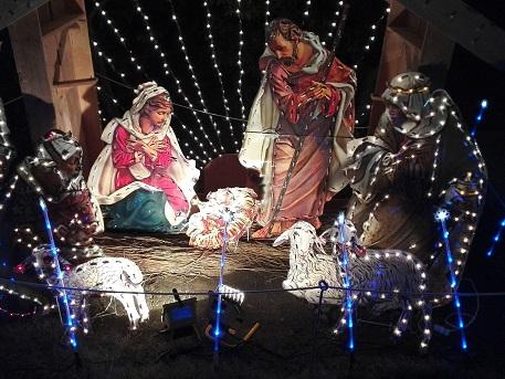 13 キリスト誕生の様子