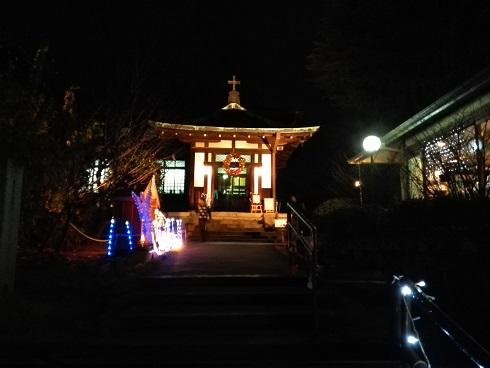 3 礼拝堂・入口