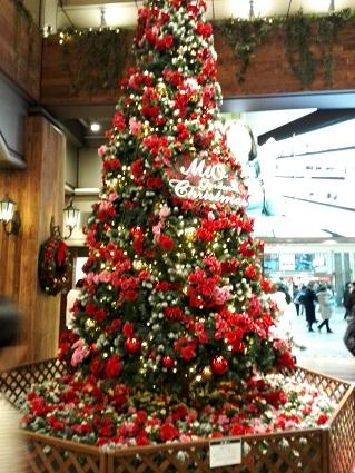 15 天王寺のクリスマスツリー