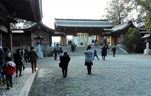 2 橿原神宮・北神門
