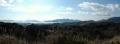2 宮島SAからの景色(パノラマ)