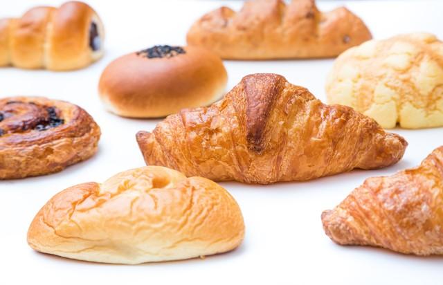 糖質の多いパン