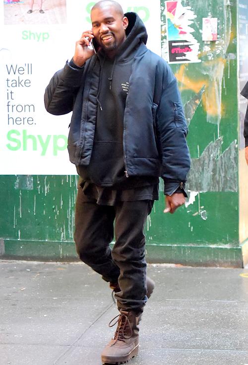 カニエ・ウェスト(Kanye West):イージー(Yeezy)/アクネ(Acne)/アディダス(Adidas)