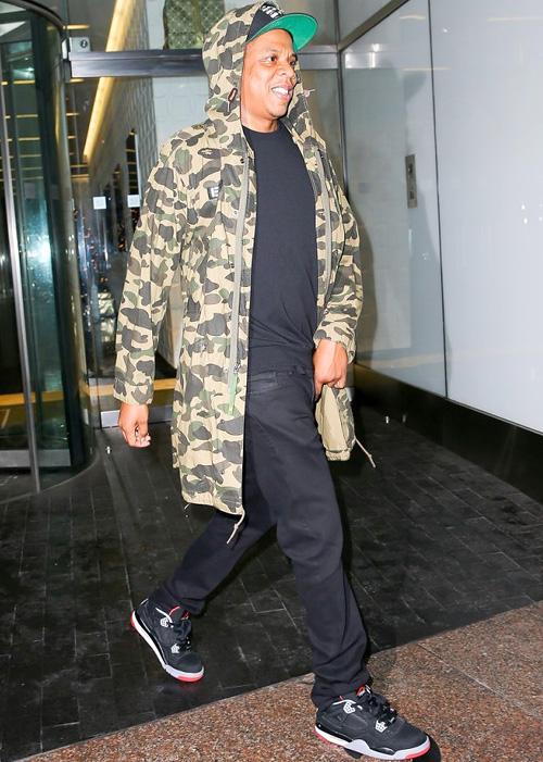 ジェイ・Z(Jay-Z):ベイプ(Bape)/ロカウェア(Rocawear)/ジョーダン(Jordan)/トラップスター(Trapstar)