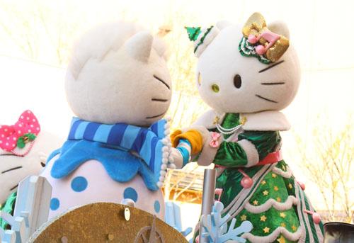 クリスマスな3猫が可愛すぎて10