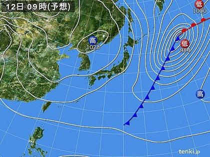 20151211c天気図