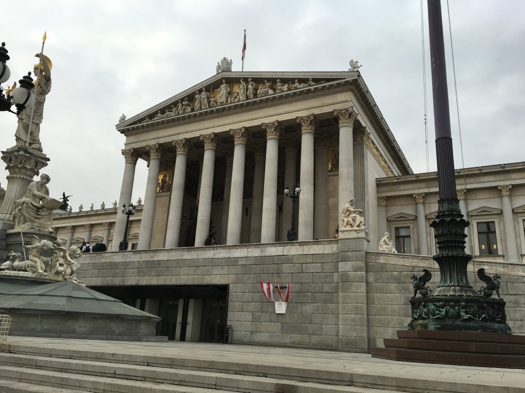 ウィーン国会議事堂