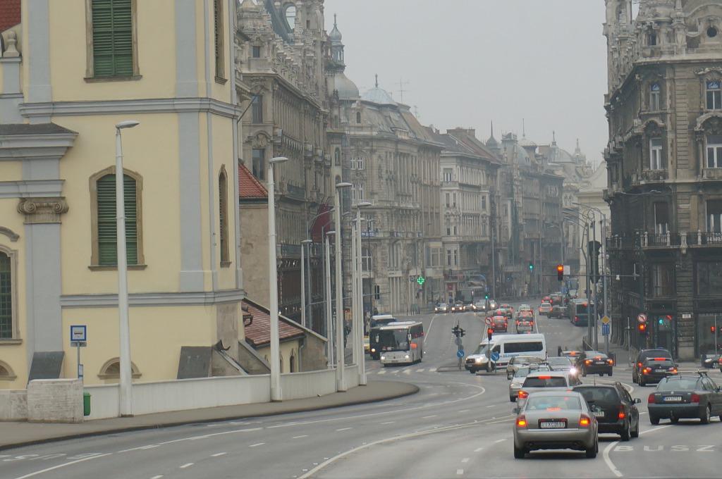 ブダベスト街並4
