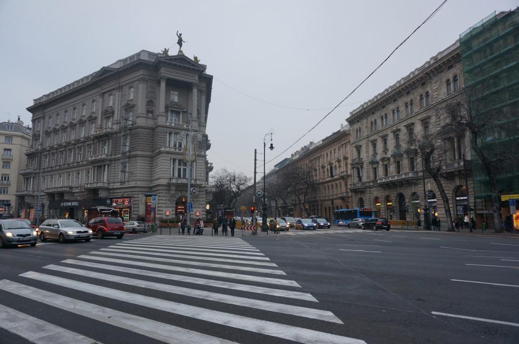 ブダペスト街並2