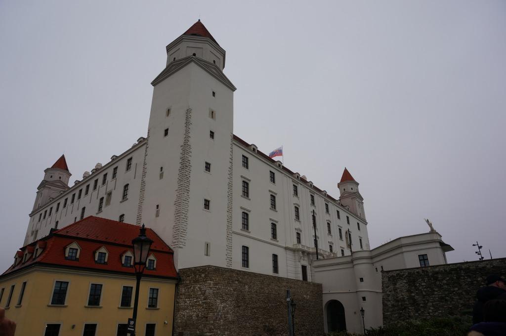 ブラチスラヴァ城2